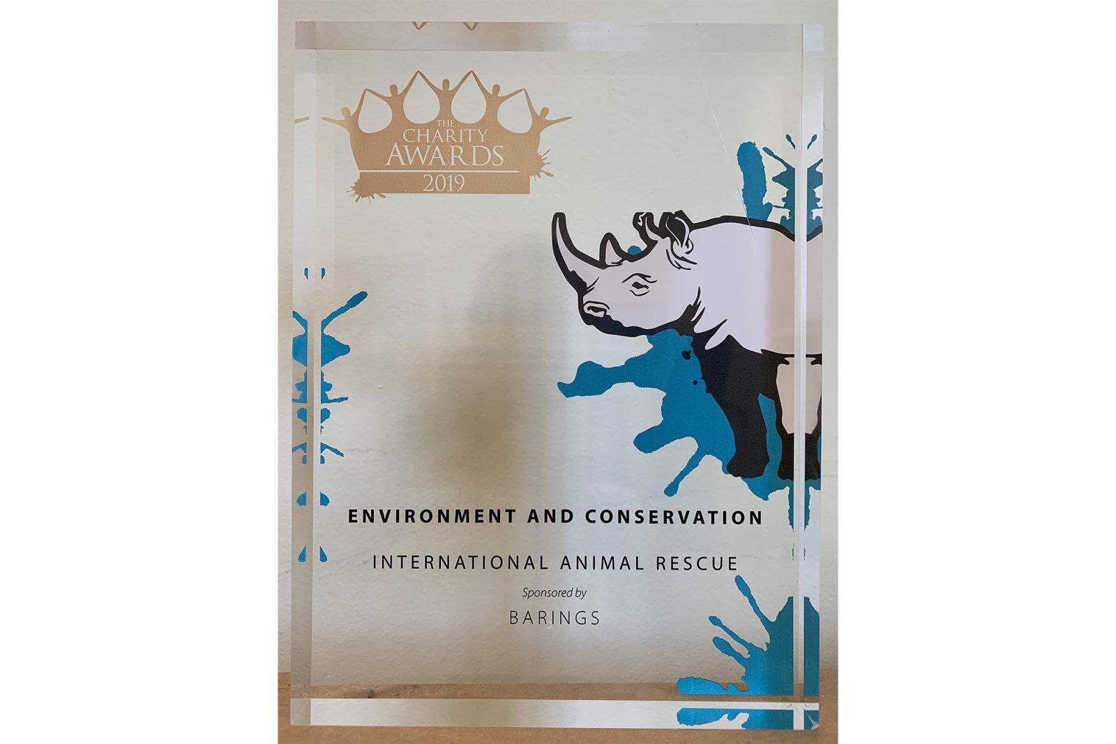 Penghargaan internasional untuk IAR Indonesia